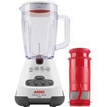 Liquidificador Arno Clic Pro Juice LN4521B1 1,6L 3 Velocidades Branco  - 700W - 127V -