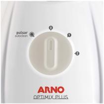 Liquidificador Arno Opimix Plus 370 Watts 2 Velocidades + Pulsar Copo 2 Lts - LN27 -