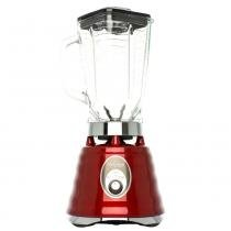 Liquidificador Classico Oster Potência 600W Copo Vidro Vermelho 110V 004126-017-000 - 110V - Oster