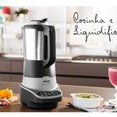 Liquidificador Soup Stile Prata Arno LNSP 110V -