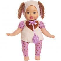 Little Mommy Fantasia Cachorrinho - Mattel - Little Mommy