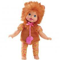 Little Mommy Fantasia Leãozinho - Mattel - Little Mommy