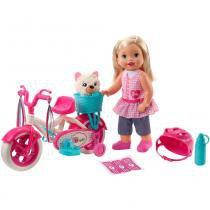 Little Mommy Meu Primeiro Passeio - Mattel -
