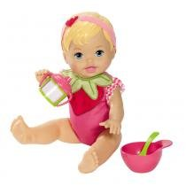 Little Mommy Momentos do Bebê Hora do Morango - Mattel - Mattel