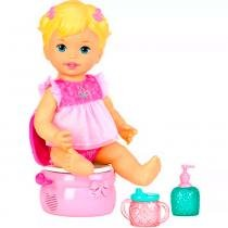 Little Mommy Peniquinho - Mattel -