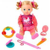 Little Mommy Primeira Aula de Música - Mattel - Little Mommy