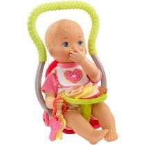 Little Mommy Primeiro Lanchinho - Mattel - Mattel