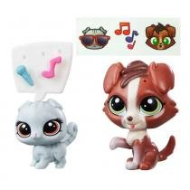 Littlest Pet Shop Branwyn Bloomer e Maybelle MacTruck - Hasbro -