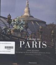 Living In Paris - Flammarion - 1