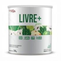 Livretox Green Instantâneo Zero Açúcar -  200g - Chá Mais - Limão Chá Mais