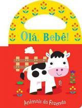 Livrinho de Banho Animais da Fazenda - Ciranda - Ciranda Cultural