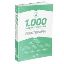 Livro - 1.000 Questões Comentadas de Provas e Concursos em Fisioterapia - Santos - Sanar
