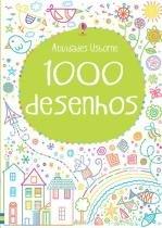 Livro - 1000 desenhos -