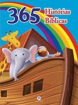 Livro - 365 histórias bíblicas -