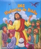 Livro - 365 histórias da bíblia -