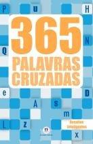 Livro - 365 palavras cruzadas vol.1 -
