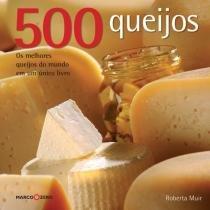 Livro - 500 queijos -