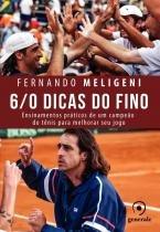 Livro - 6/0 Dicas do Fino -