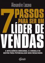 Livro - 7 passos para ser um líder de vendas -