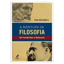 Livro - A aventura da filosofia -