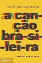Livro - A canção brasileira -