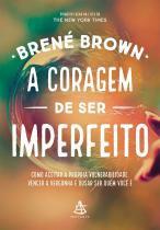 Livro - A coragem de ser imperfeito -