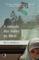 Livro - A estrada das flores de Miral -