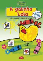 Livro - A galinha Lola -