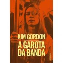 Livro - A garota da banda -