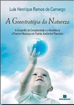 Livro - A geoestratégia da natureza -