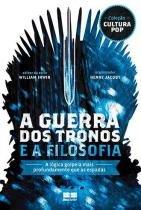 Livro - A guerra dos tronos e a filosofia -