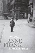 Livro - A história da família de Anne Frank -