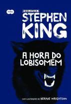 Livro - A hora do lobisomem – Coleção Biblioteca Stephen King -