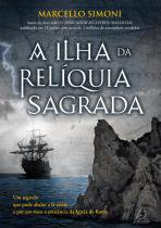 Livro - A ilha da relíquia sagrada -