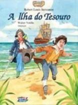 Livro - A ilha do tesouro -