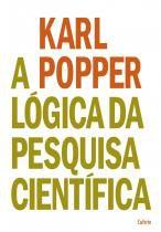 Livro - A Lógica da Pesquisa Científica -