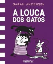 Livro - A louca dos gatos -
