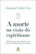 Livro - A morte na visão do espiritismo -