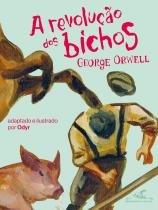Livro - A revolução dos bichos -