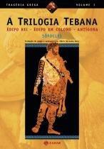 Livro - A trilogia tebana -