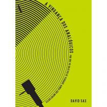 Livro - A vingança dos analógicos -