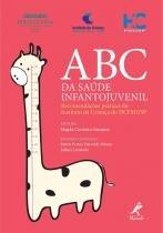 Livro - ABC da saúde infantojuvenil -