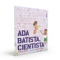 Livro - Ada Batista, Cientista -