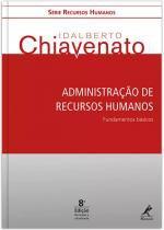 Livro - Administração de recursos humanos -