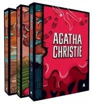 Livro - Agatha christie a mansao hollow / morte na mesopotamia / os elefantes nao esquecem - Ediouro (casa dos livros)