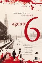 Livro - Agente 6 -