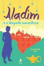 Livro - Aladim e a lâmpada maravilhosa -