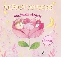 Livro - Álbum do bebê -