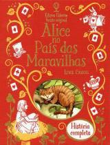 Livro - Alice no País das Maravilhas : História completa -