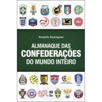 Livro - Almanaque das confederações do mundo inteiro -